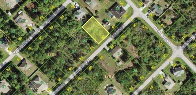 5271 Bryan Terrace, Port Charlotte, FL 33981 (MLS #N6116836) :: GO Realty