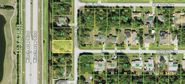7265 Burnsville Street, Englewood, FL 34224 (MLS #N6116871) :: The Hustle and Heart Group
