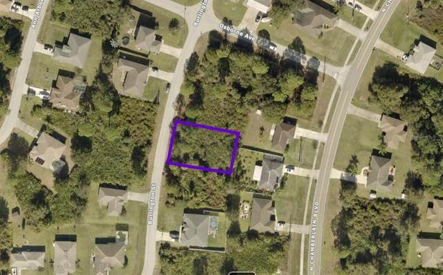 Burlington Lot 45 Street, North Port, FL 34286 (MLS #N6117091) :: RE/MAX Elite Realty
