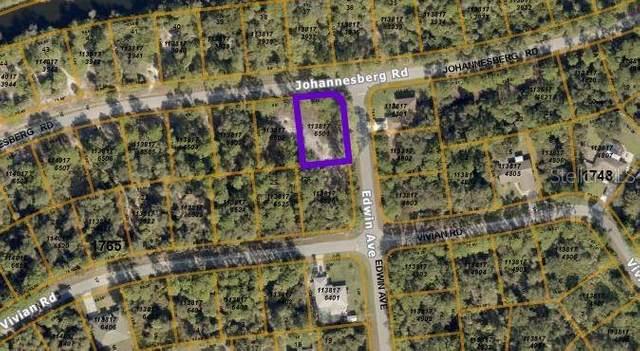 Edwin Avenue, North Port, FL 34288 (MLS #N6117115) :: Delgado Home Team at Keller Williams