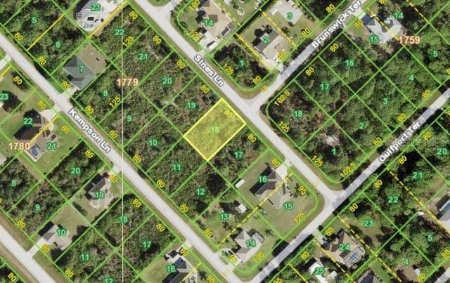 4817 Sines Lane, Port Charlotte, FL 33981 (MLS #N6117117) :: The BRC Group, LLC