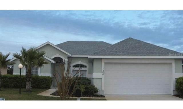 225 Collingswood Boulevard, Port Charlotte, FL 33954 (MLS #N6117193) :: Globalwide Realty
