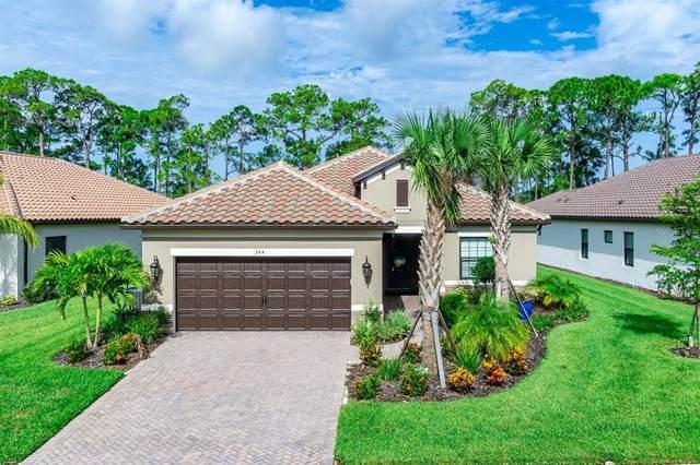 244 Ariano Avenue, Nokomis, FL 34275 (MLS #N6117194) :: The Hesse Team