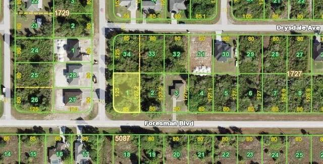 13152 Foresman Boulevard, Port Charlotte, FL 33981 (MLS #N6117254) :: Zarghami Group
