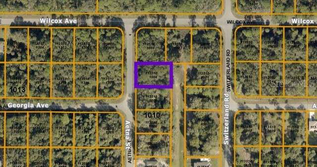 4 Aetna Street, North Port, FL 34288 (MLS #N6117257) :: The Paxton Group
