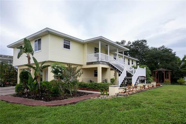 601 Colonial Bay Drive, Nokomis, FL 34275 (MLS #N6117270) :: Carmena and Associates Realty Group