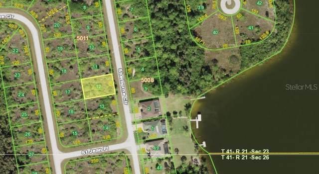 9589 Shelburne Circle, Port Charlotte, FL 33981 (MLS #N6117297) :: Bustamante Real Estate