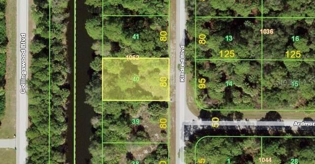 239 Kindred Boulevard, Port Charlotte, FL 33954 (MLS #N6117346) :: Vacasa Real Estate