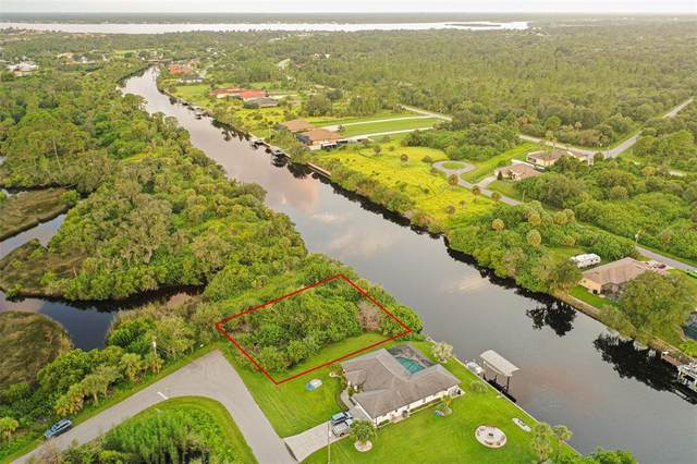1131 Hoffer Street, Port Charlotte, FL 33953 (MLS #N6117370) :: Sarasota Gulf Coast Realtors