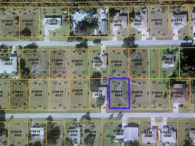 Loranza Avenue, North Port, FL 34287 (MLS #N6117376) :: RE/MAX Elite Realty