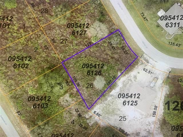 Nyberg Road, North Port, FL 34291 (MLS #N6117378) :: MVP Realty
