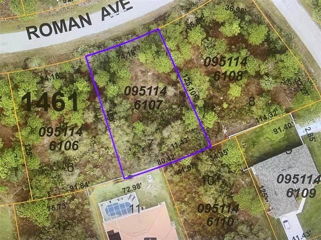 Roman Avenue, North Port, FL 34291 (MLS #N6117379) :: Zarghami Group
