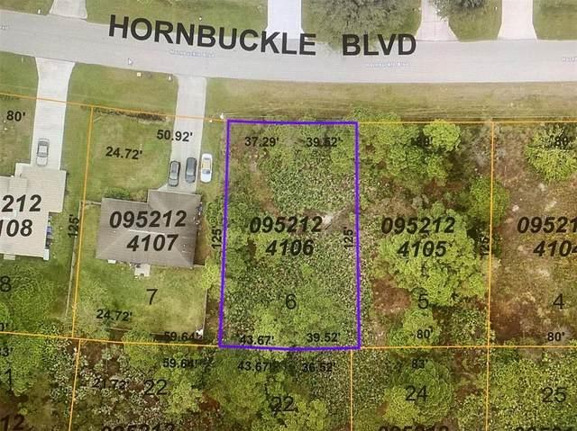 Hornbuckle Boulevard, North Port, FL 34291 (MLS #N6117380) :: MVP Realty