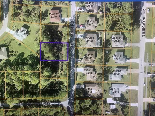 Log Cabin Road, North Port, FL 34291 (MLS #N6117393) :: RE/MAX Elite Realty