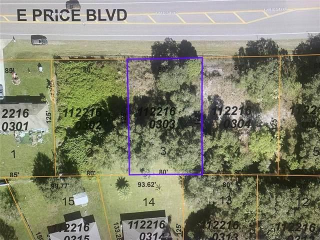 E Price Boulevard, North Port, FL 34288 (MLS #N6117394) :: Sarasota Gulf Coast Realtors