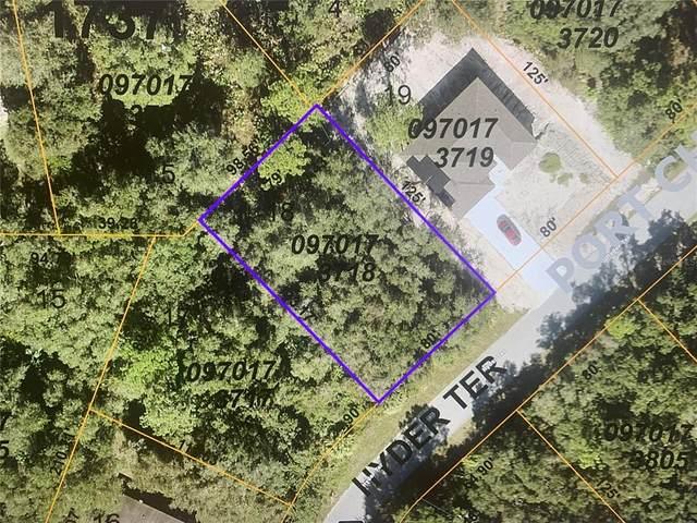 Hyder Terrace, North Port, FL 34291 (MLS #N6117396) :: Team Bohannon