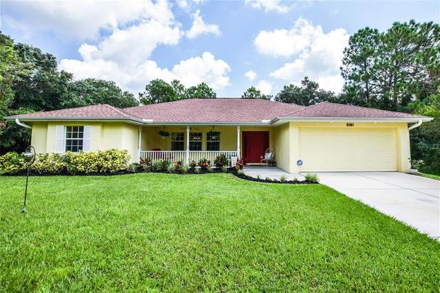 5161 Wagon Wheel Drive, North Port, FL 34291 (MLS #N6117465) :: Premium Properties Real Estate Services