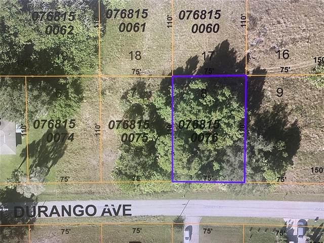 Durango Avenue, North Port, FL 34287 (MLS #N6117509) :: RE/MAX Elite Realty