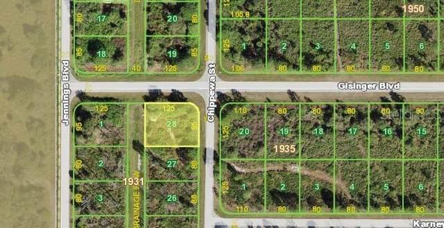 12027 Gisinger Boulevard, Port Charlotte, FL 33981 (MLS #N6117550) :: Premium Properties Real Estate Services