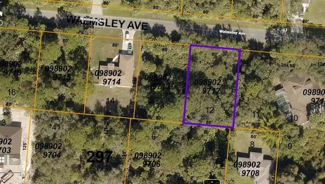 Walmsley Avenue Lot 12, North Port, FL 34287 (MLS #N6117578) :: Gate Arty & the Group - Keller Williams Realty Smart