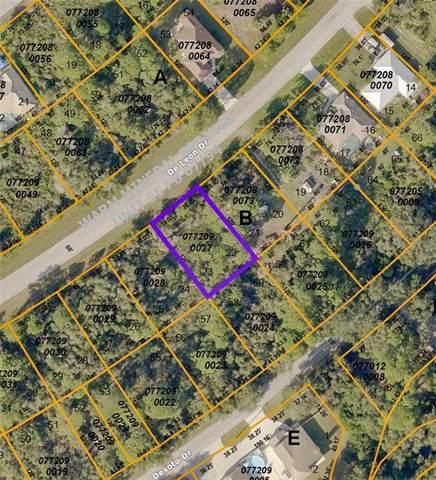 De Leon Drive, North Port, FL 34287 (MLS #N6117596) :: RE/MAX Elite Realty