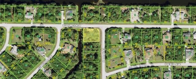 6033 Pennell Street, Englewood, FL 34224 (MLS #N6117604) :: Gate Arty & the Group - Keller Williams Realty Smart