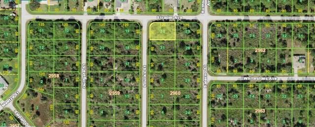 14175 Strader Avenue, Port Charlotte, FL 33953 (MLS #N6117607) :: Gate Arty & the Group - Keller Williams Realty Smart