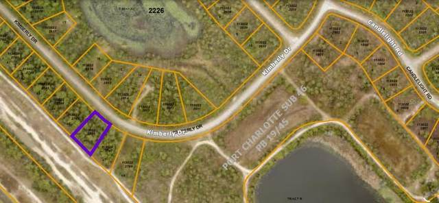 Kimberly Drive, North Port, FL 34288 (MLS #N6117609) :: Gate Arty & the Group - Keller Williams Realty Smart