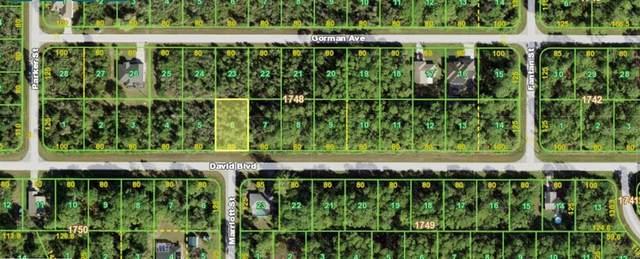 5971 David Boulevard, Port Charlotte, FL 33981 (MLS #N6117611) :: The Duncan Duo Team