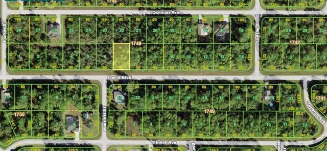 5963 David Boulevard, Port Charlotte, FL 33981 (MLS #N6117617) :: The Duncan Duo Team