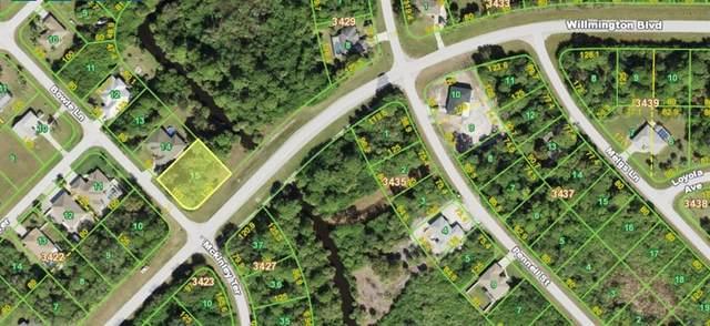 6120 Bowie Lane, Englewood, FL 34224 (MLS #N6117618) :: Gate Arty & the Group - Keller Williams Realty Smart