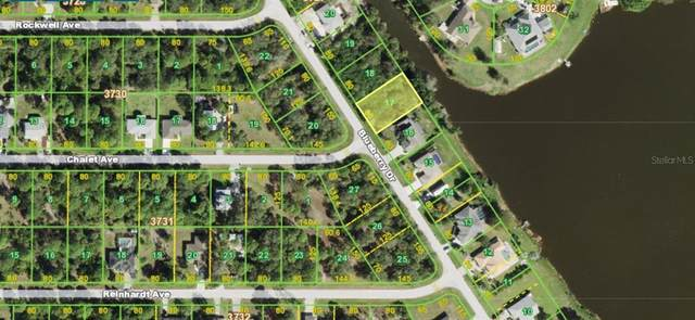 6404 Blueberry Drive, Englewood, FL 34224 (MLS #N6117619) :: The Paxton Group