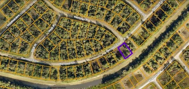 Harcourt Circle, North Port, FL 34288 (MLS #N6117626) :: The Duncan Duo Team
