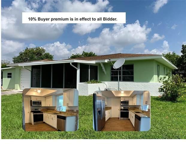 6097 Abigail Avenue, North Port, FL 34287 (MLS #N6117630) :: Sarasota Gulf Coast Realtors