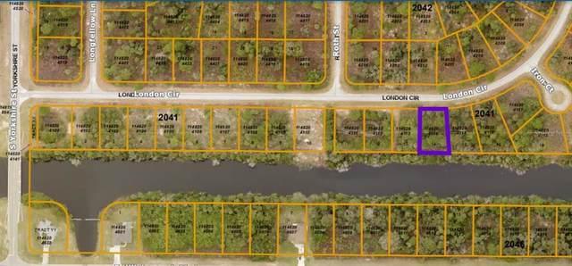 London Circle, North Port, FL 34288 (MLS #N6117643) :: RE/MAX Elite Realty
