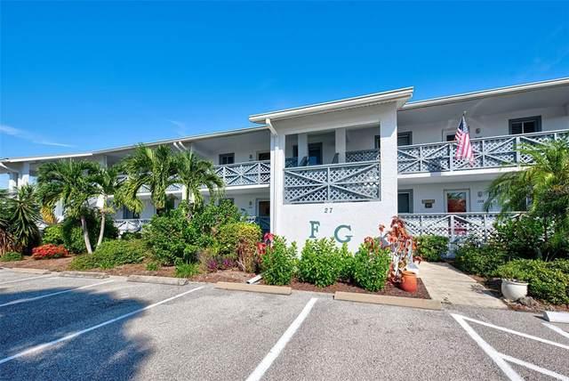 6800 Placida Road #1007, Englewood, FL 34224 (MLS #N6117644) :: The Hesse Team