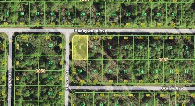 13479 Honeywood Avenue, Port Charlotte, FL 33953 (MLS #N6117649) :: Your Florida House Team