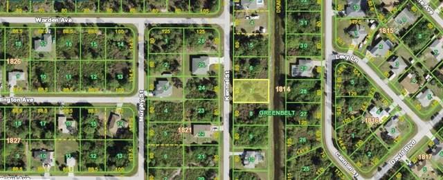 5298 Kennel Street, Port Charlotte, FL 33981 (MLS #N6117673) :: GO Realty