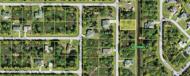 5290 Kennel Street, Port Charlotte, FL 33981 (MLS #N6117674) :: GO Realty