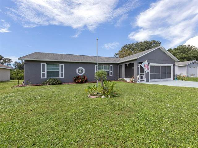 7327 Donahue Street, Port Charlotte, FL 33981 (MLS #N6117685) :: Gate Arty & the Group - Keller Williams Realty Smart