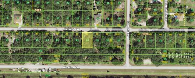 18425 Cordoba Avenue, Port Charlotte, FL 33954 (MLS #N6117689) :: Team Turner