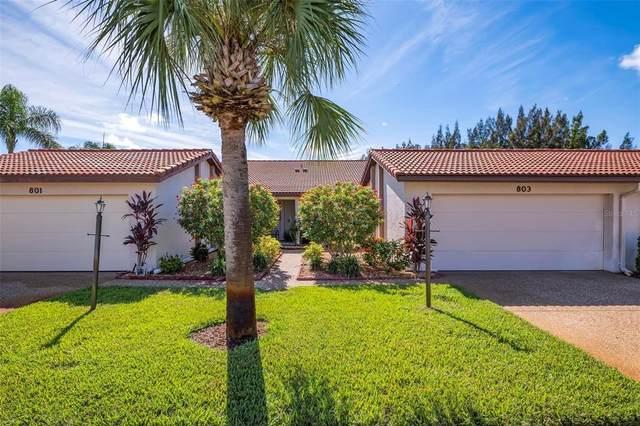 803 Country Club Circle #30, Venice, FL 34293 (MLS #N6117693) :: Bustamante Real Estate