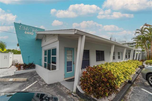6610 Midnight Pass Road #3, Sarasota, FL 34242 (MLS #N6117708) :: Keller Williams Realty Peace River Partners