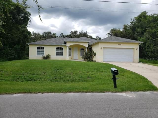 3065 Town Terrace, North Port, FL 34286 (MLS #N6117718) :: Delgado Home Team at Keller Williams