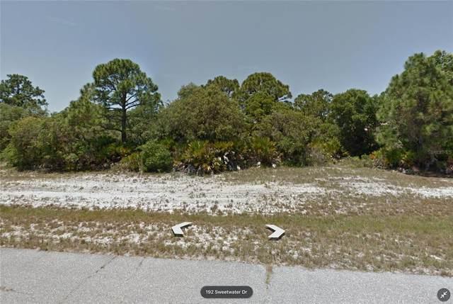 192 Sweetwater Drive, Rotonda West, FL 33947 (MLS #N6117751) :: Kreidel Realty Group, LLC