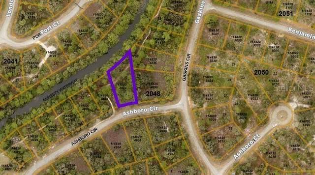 Ashboro Circle, North Port, FL 34288 (MLS #N6117753) :: SunCoast Home Experts