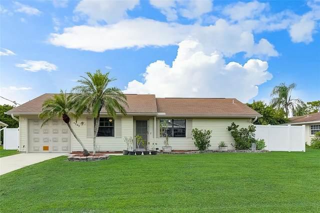 3525 Beacon Drive, Port Charlotte, FL 33980 (MLS #N6117772) :: Gate Arty & the Group - Keller Williams Realty Smart