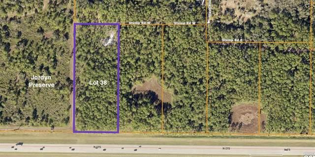 W Stump Road Lot #38, North Port, FL 34291 (MLS #N6117787) :: Bob Paulson with Vylla Home