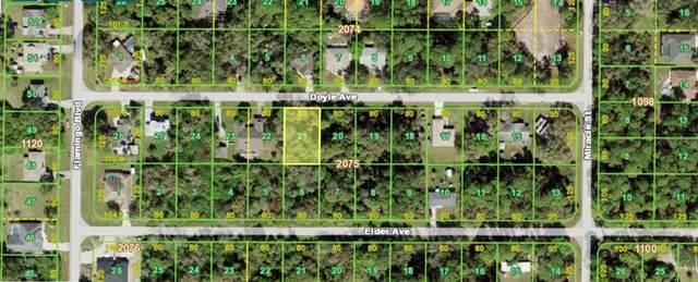 17073 Doyle Avenue, Port Charlotte, FL 33954 (MLS #N6117790) :: McConnell and Associates