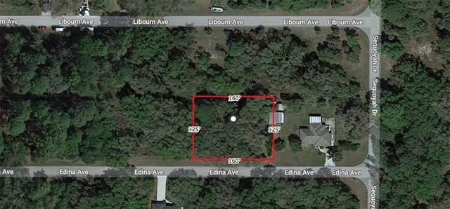 16110 Edina Avenue, Port Charlotte, FL 33954 (MLS #N6117813) :: The Truluck TEAM